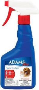 Flea & Tick Spray Adams Plus 16