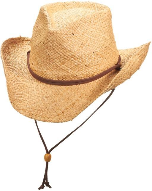 Cowboy Straw Hat Dorman Pacific