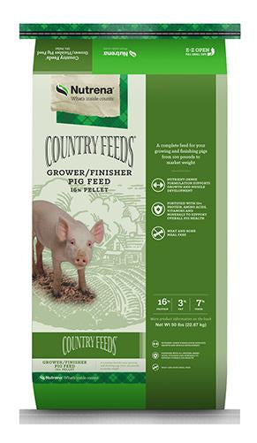 CF Grower Finisher 16% Pig/Hog