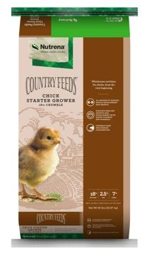 CF Chick Starter Grower Cr