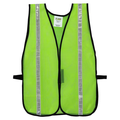 Safety Vest w Reflective Tape