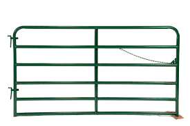 Gate 4' x 1-3/4 Green or Galv