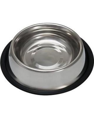 Pet Bowl 8 oz No Tip SS