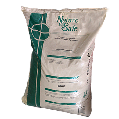 Nature Safe 8-5-5 OMRI Pel 50#