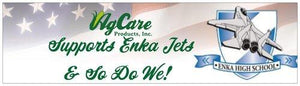 Enka Jets Bumper Sticker