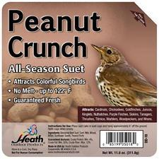 Suet Peanut Crunch Easy Open