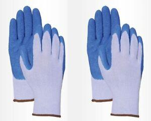Latex Work Glove 3-Pack