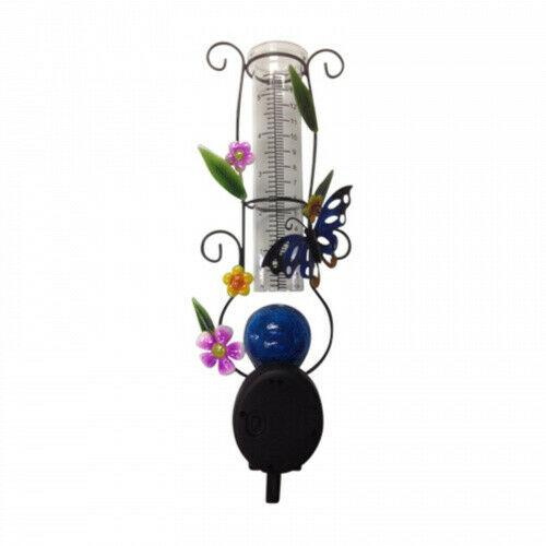Rain Gauge Dec Solar Light