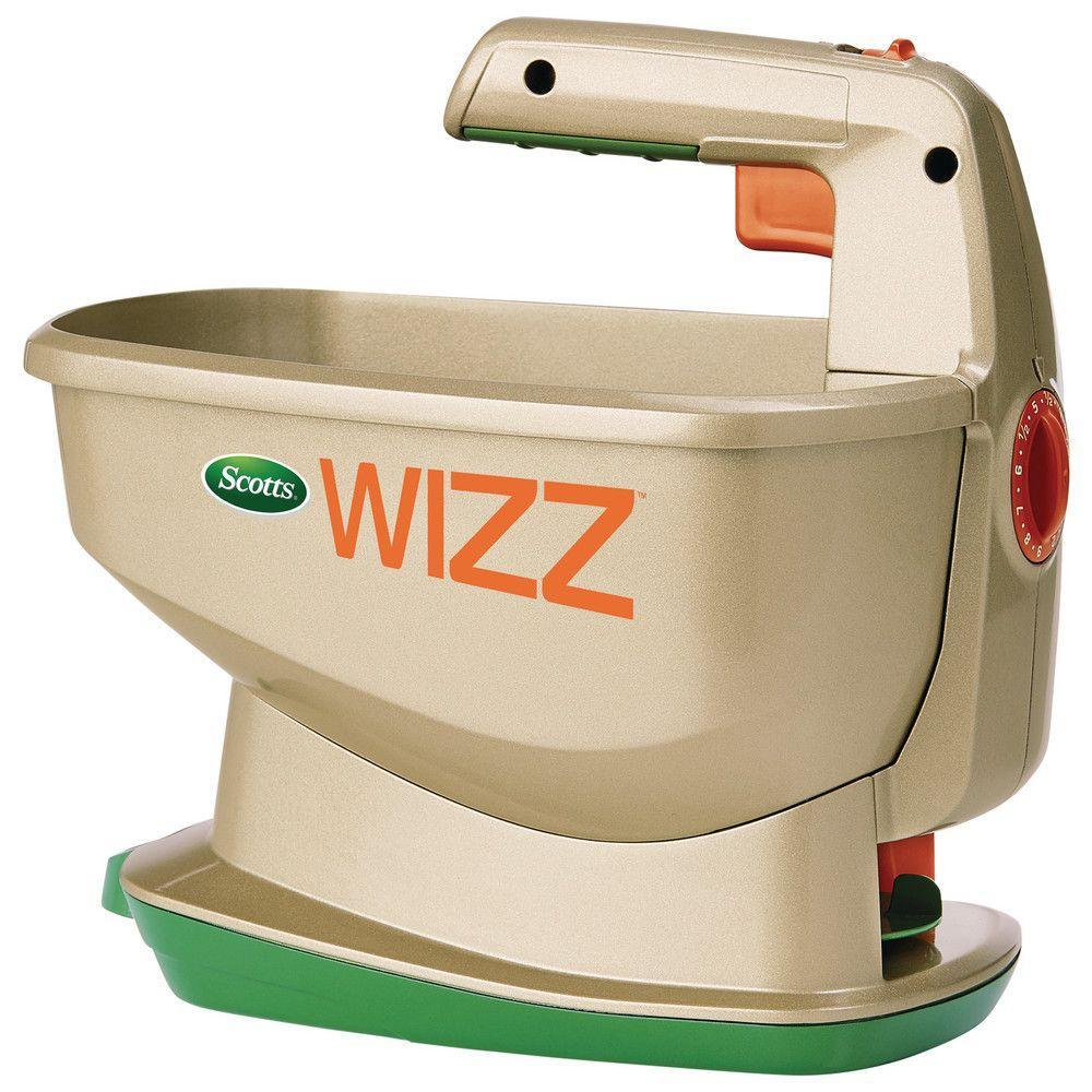 Hand Held Spreader Wizz Battery