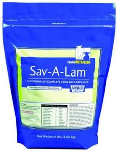 Milk Replacer SAV-A-LAM 8 lb