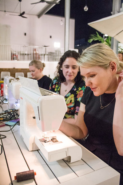 Saturday Social Sewing Class