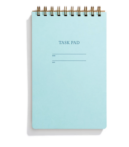 List Lovers Dream Task Pad