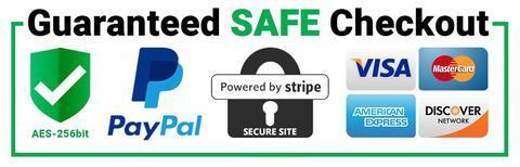 Pleno Guaranteed Safe Checkout