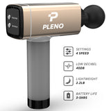 Pleno Professional Handheld deep Tissue Massager Gun (M 5.2) - PLENO Massager / Massage Gun
