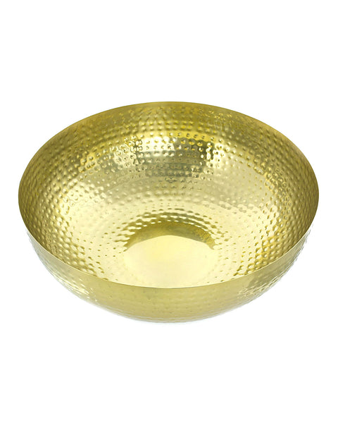 Hammered Bowl Centerpiece