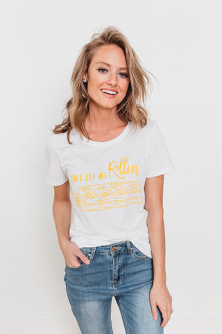 They See Me Rollin Graphic Tee