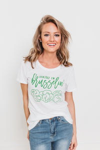 Everyday I'm Brusselin Graphic Tee