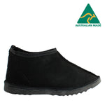 BONDI UGG - Classic Sheepskin Slipper - Black