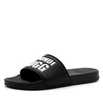 BONDI UGG - Beach Slide - Black/White