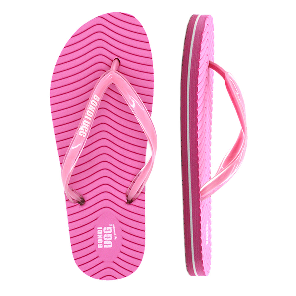 BONDI UGG Thongs - Reef Slims - Pink