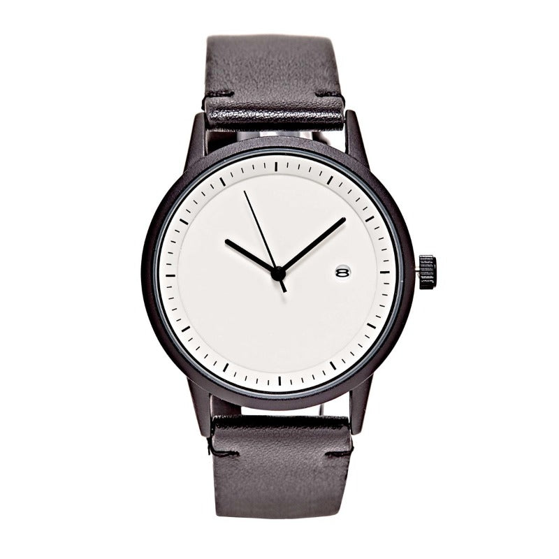 Aoki Black LEUPP Watch