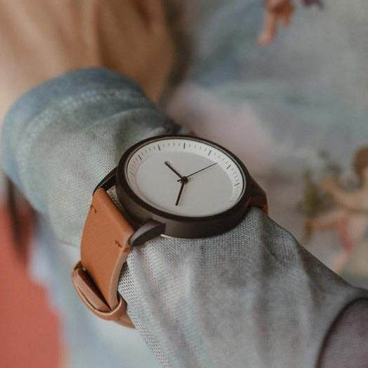 Aoki Tan LEUPP Watch