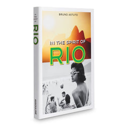 LIVRE ASSOULINE IN THE SPIRIT OF RIO