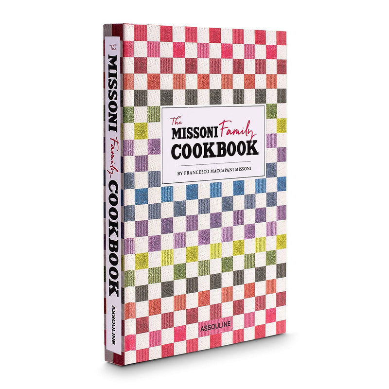LIVRE ASSOULINE MISSONI COOKBOOK