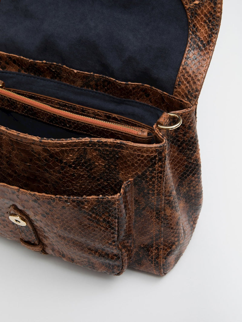 SAC ZETOS PYTHON BROWN