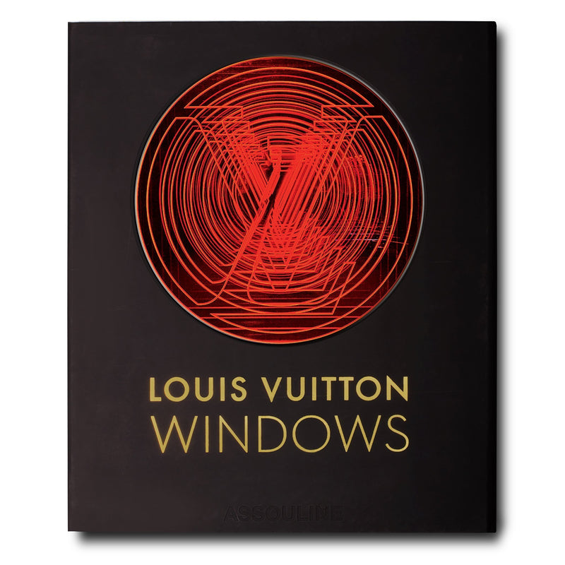 LIVRE ASSOULINE LOUIS VUITTON