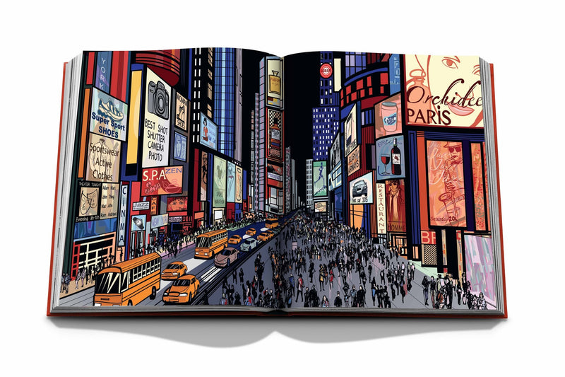 LIVRE ASSOULINE NEW YORK BY NEW YORK