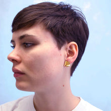 Load image into Gallery viewer, Meteor Earrings - Gold Plated