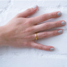 Load image into Gallery viewer, Stakis Ring - Gold plated