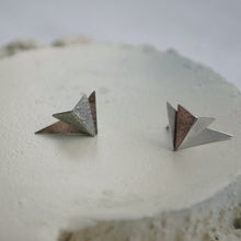 Load image into Gallery viewer, Wing Earrings (silver)