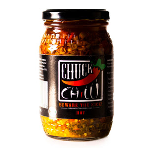 Chuck Chilli! Home-made style and chunky