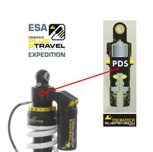 Touratech Suspension Plug & Travel ESA Expedition SET for BMW R1200GS Model 2007-2010