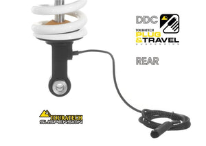Touratech Suspension DDA / Plug & Travel SUSPENSION-SET for BMW R1200GS(LC)/R1250GS from 2013