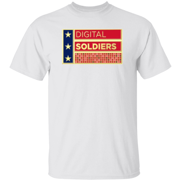 Digital Soldiers Tee