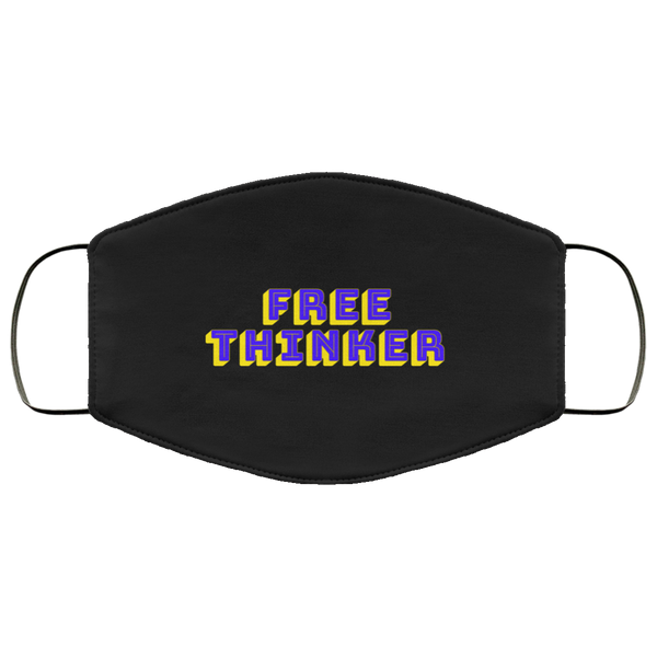 Free Thinker Face Mask