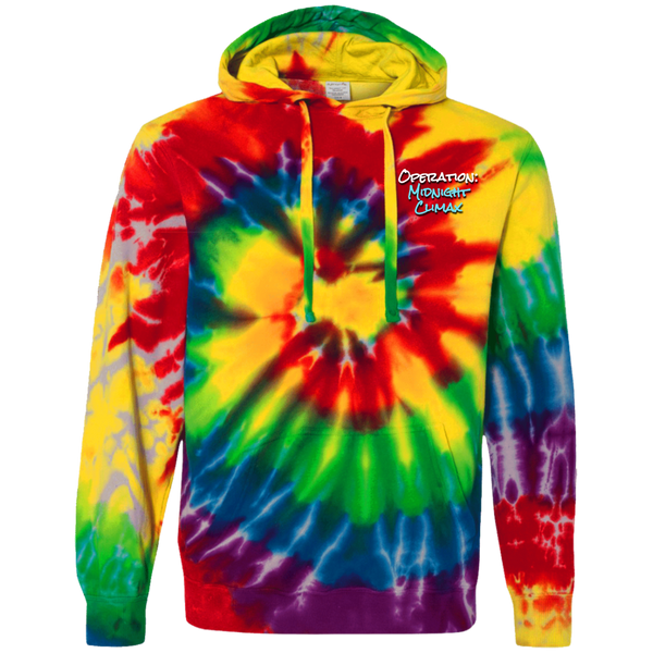 Operation Midnight Climax Tie-Dyed Hoodie