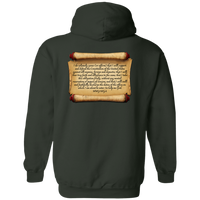 Digital Soldier & Scroll Hoodie