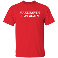 The Christian Whistleblower Make Earth Flat Again Tee