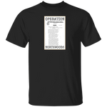 Operation Northwoods Tee
