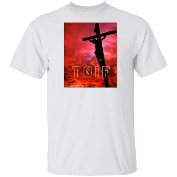 The Christian Whistleblower TGIF Tee