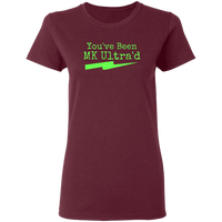 You've Been MK Ultra'd Women's Tee