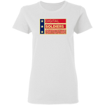 Digital Soldiers Women's Tee