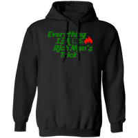 Everything Is A Rich Man's Trick Hoodie