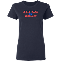 Space Is Fake Women's Tee