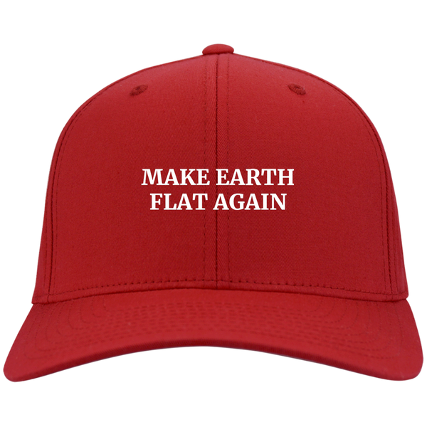 Make Earth Flat Again Hat