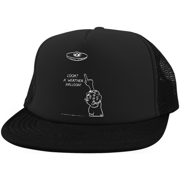 Weather Balloon Snapback